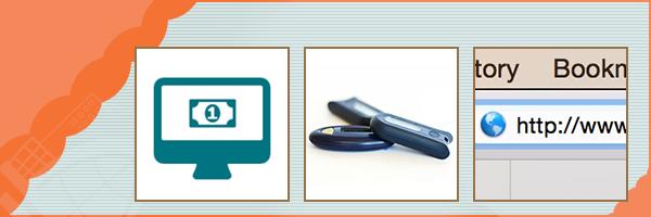 За електронните услуги - Електронен подпис, Електронно банкиране, Електронно администриране